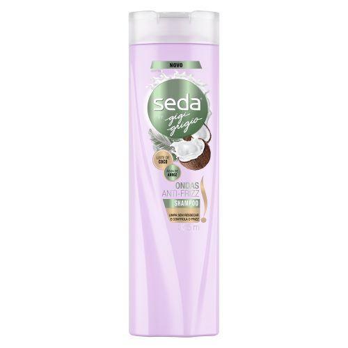 Shampoo Seda Ondas Anti-Frizz by Gigi Grigio