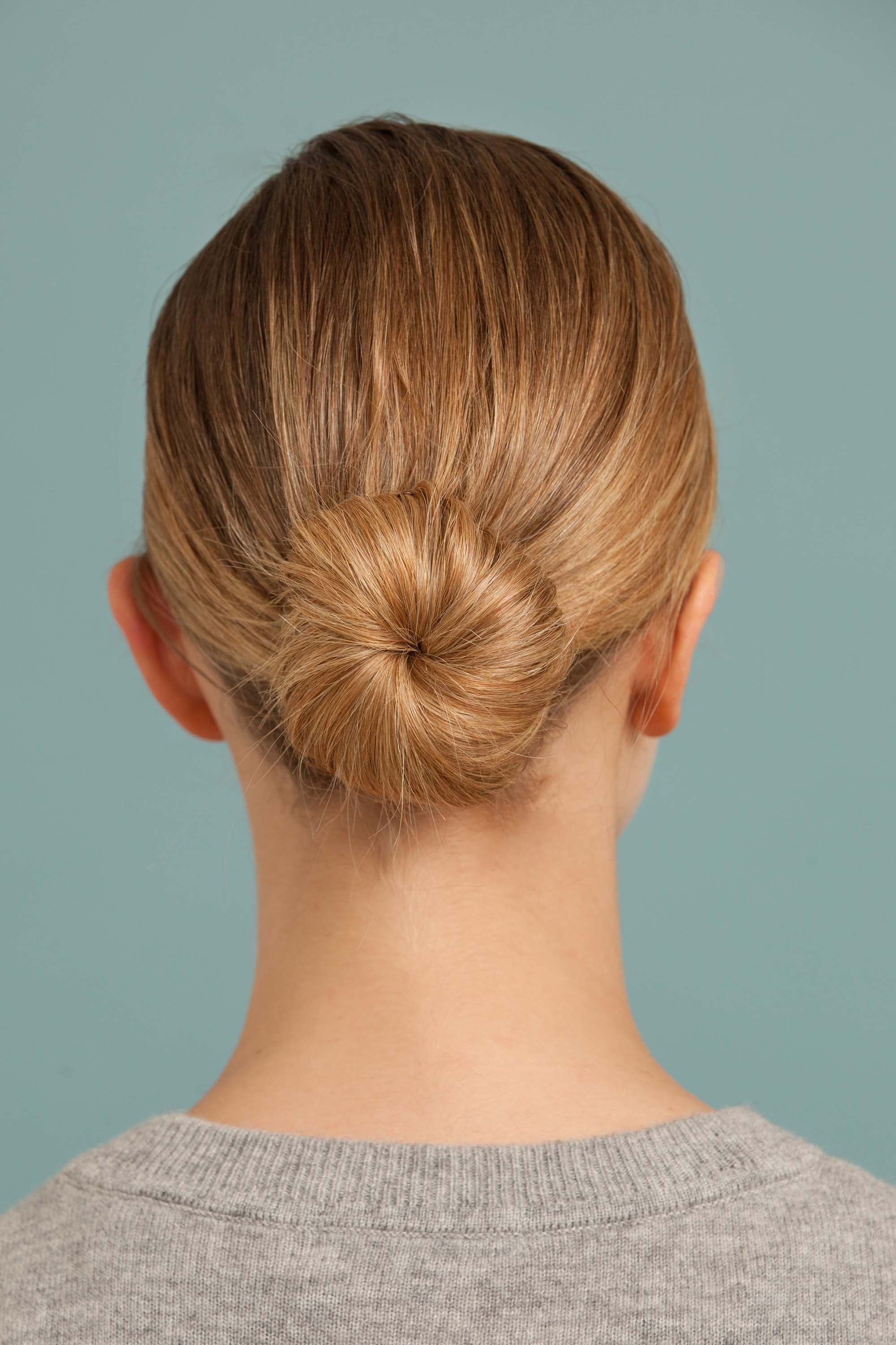 Ballerina Bun Create the Perfect for any Occasion   All Things ...