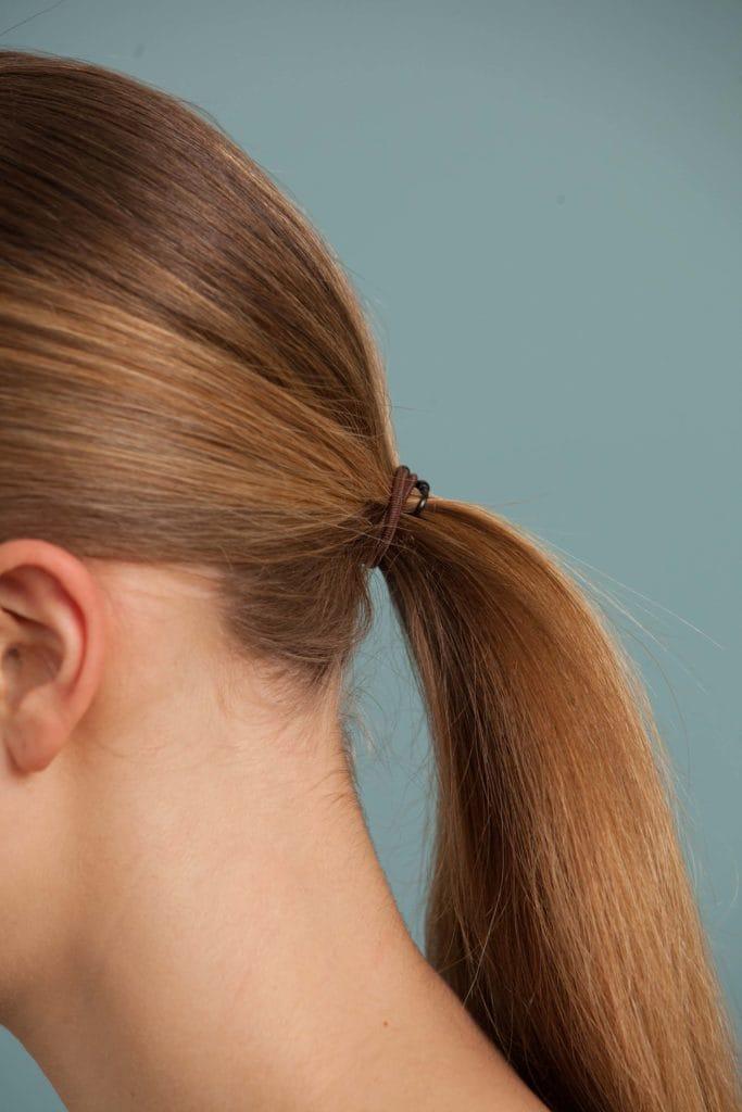 ballerina bun hair tie