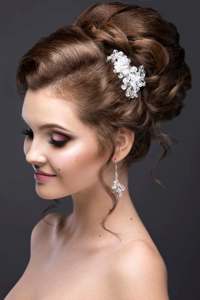 48 Best Bridal And Wedding Hairstyles In 2020 All Things Hair