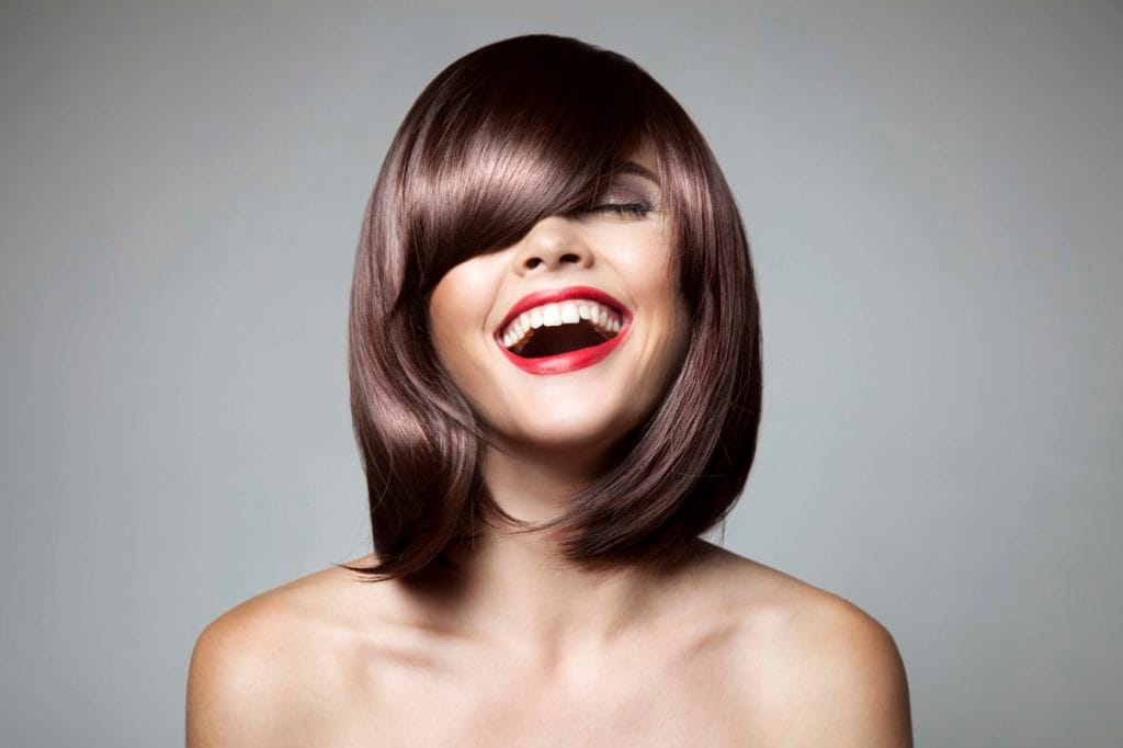 stylish short hairstyles with side part