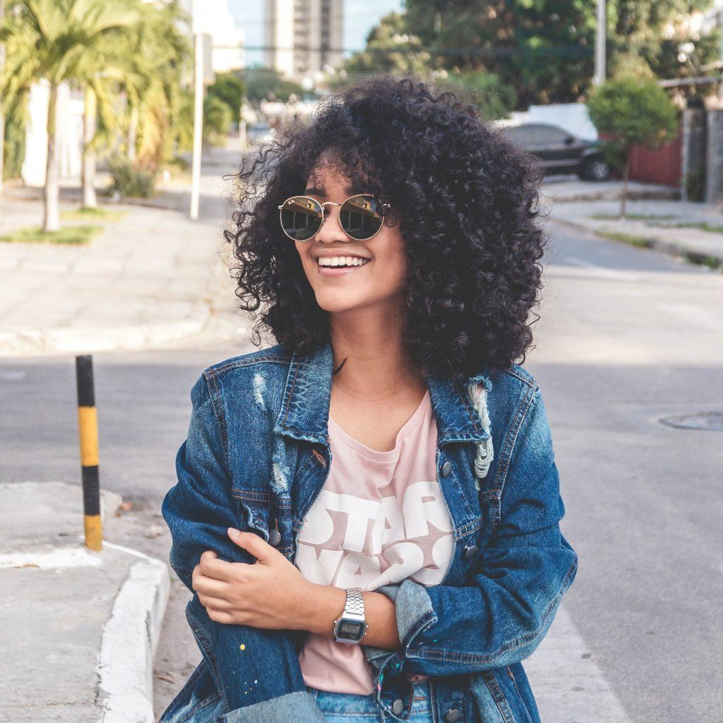 cleansing conditioner curly hair