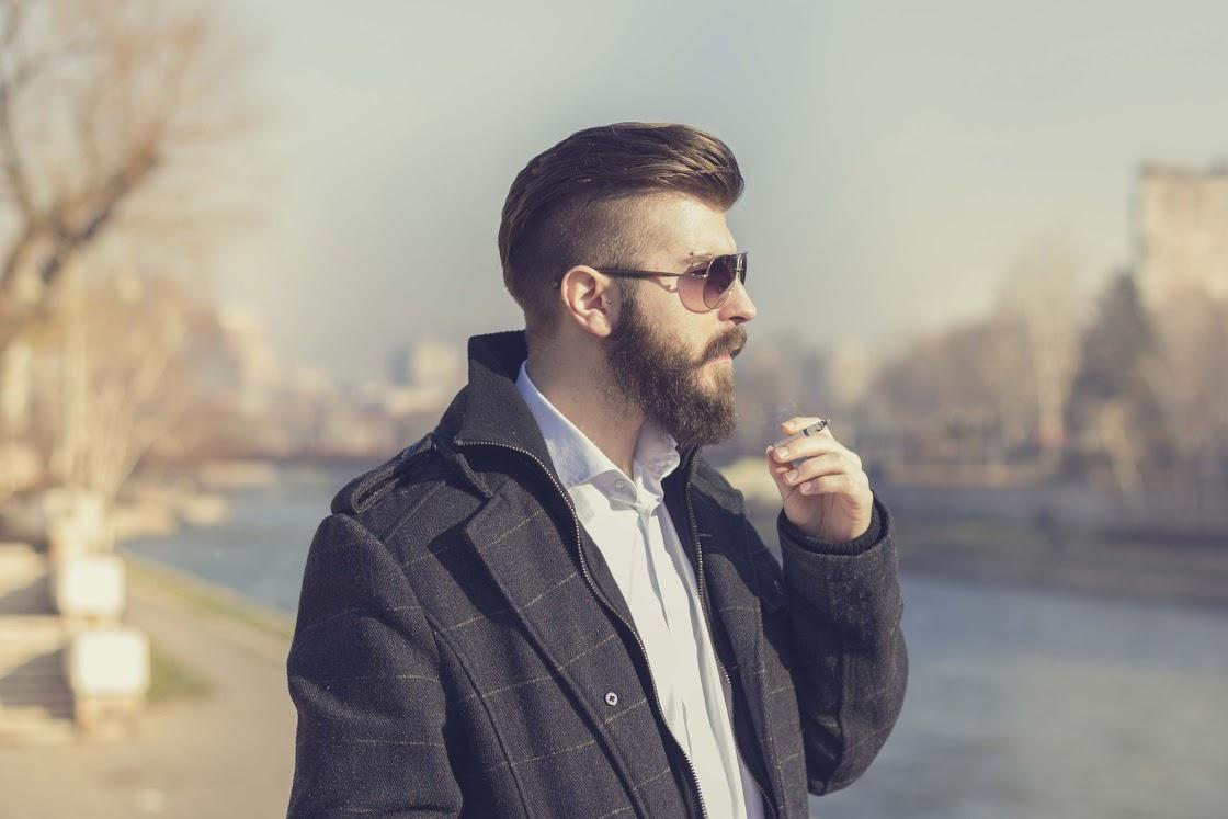short haircuts for men: tight undercut