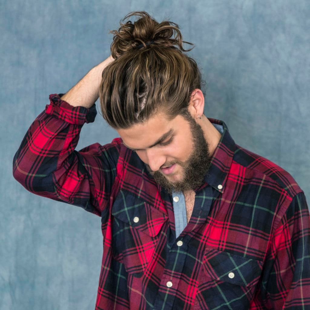 7 Best Man Bun Hairstyles For 2019