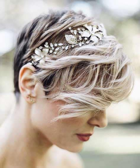 accessorize pixie cuts embellished accessories