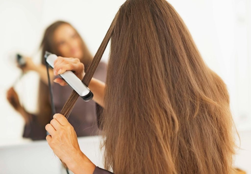 leave in conditioner that protects against heat styling tools