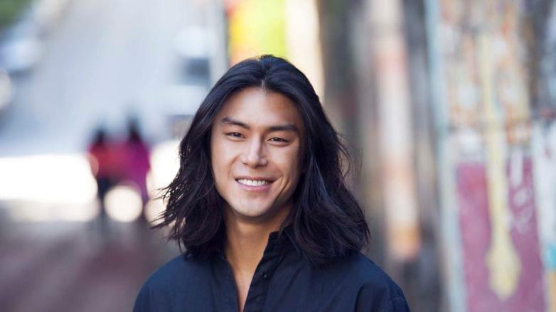 Cool hairstyles for men dapper beach waves