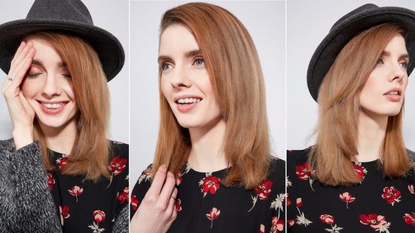 how to blow dry hair featured image