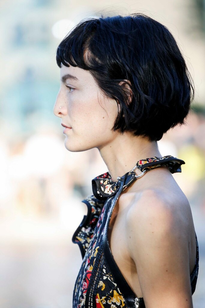 best hairstyles for thinning hair cleo bob