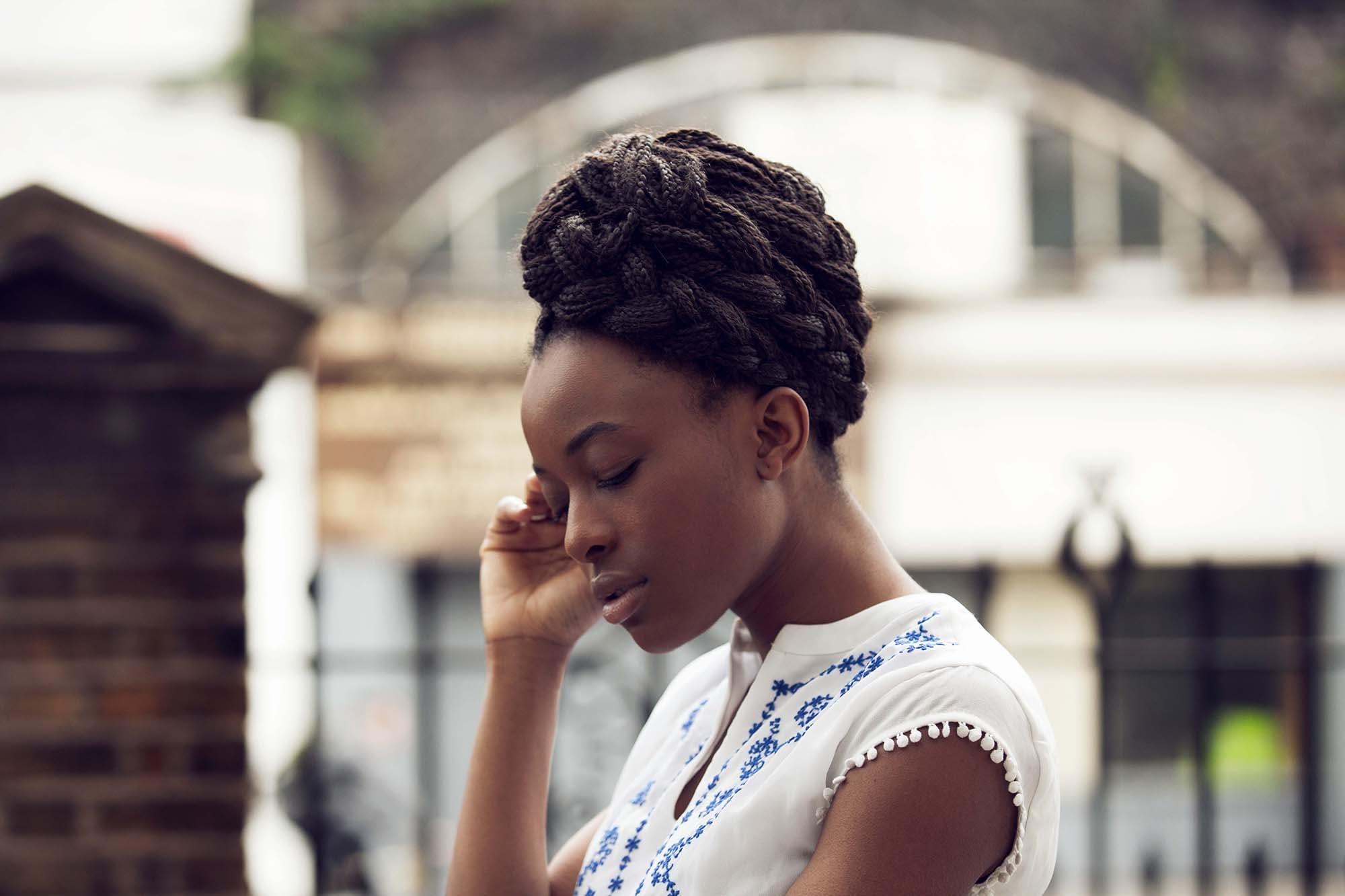 Stunning hairstyles Braided Crowns