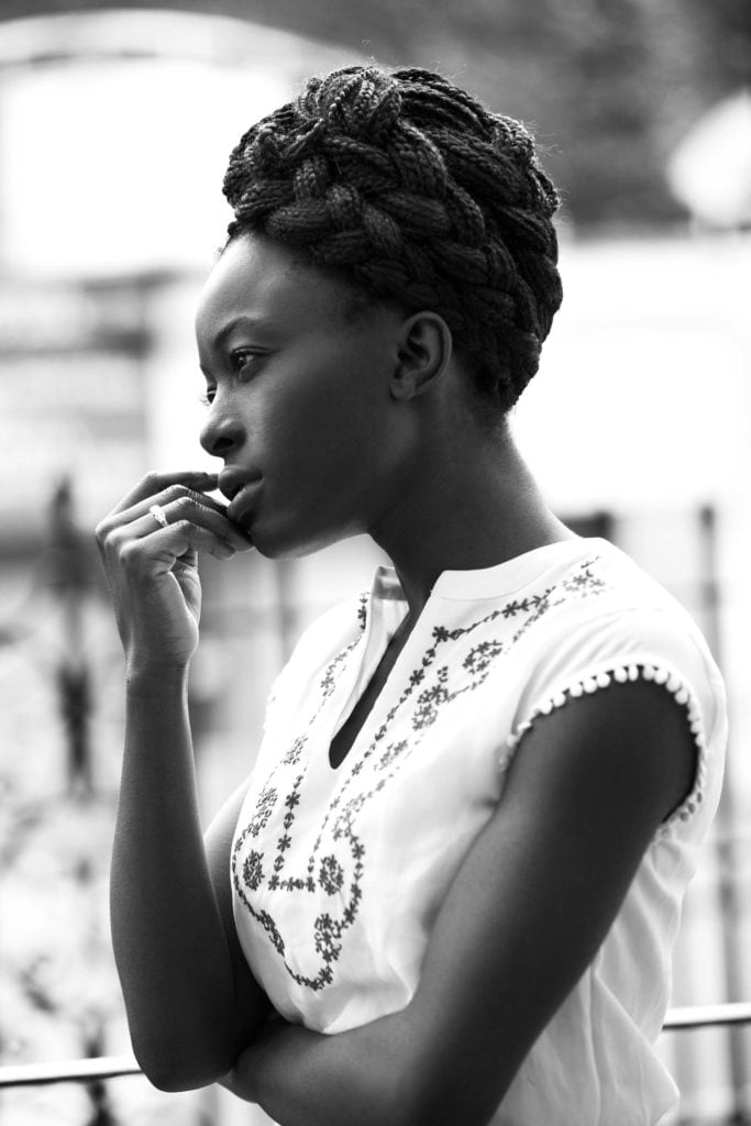 how to style natural hair twist wrap