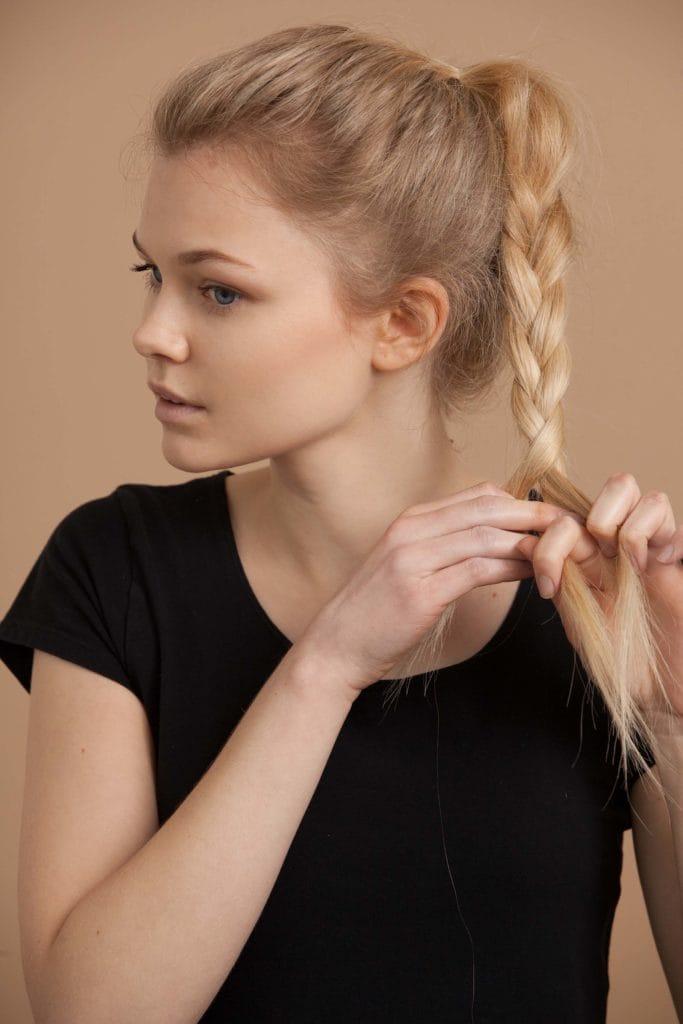 Complete braid for braided bun