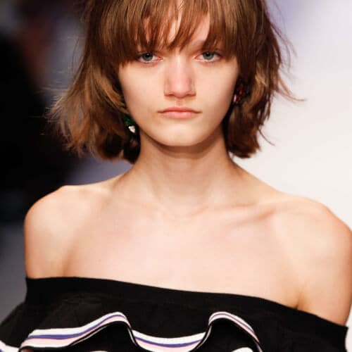 Choppy Haircuts For Square Face: 5 Of The Best Short Haircuts For Square Faces