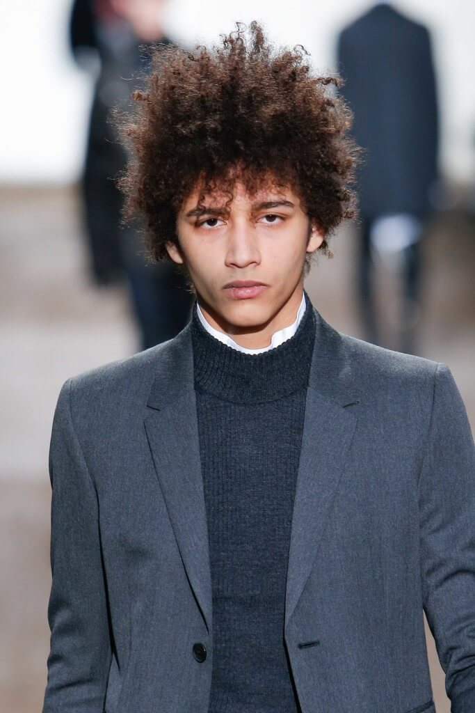 15 Looks We Love Curly Hairstyles For Men
