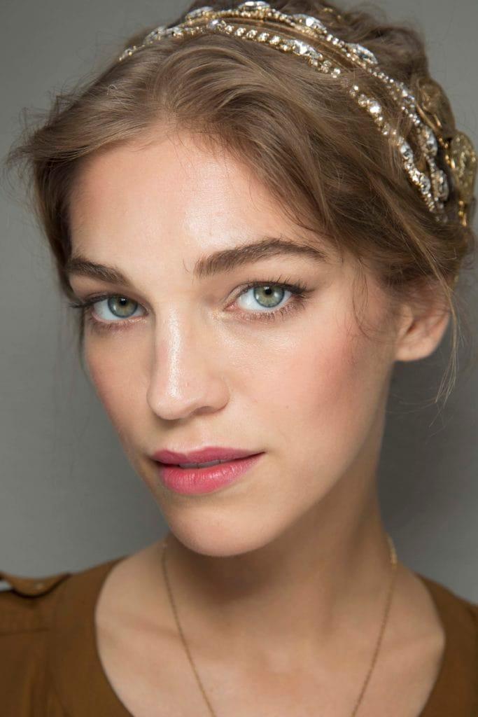 headband hairstyles embellished sparkle