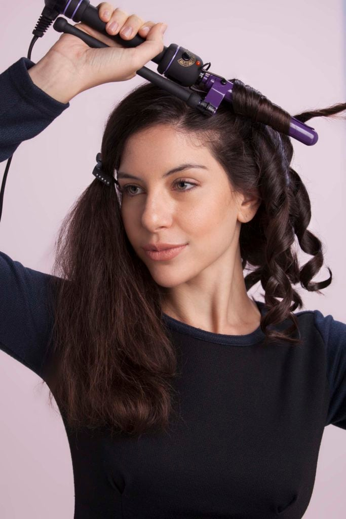 best curling iron for all your hair issues long medium hair