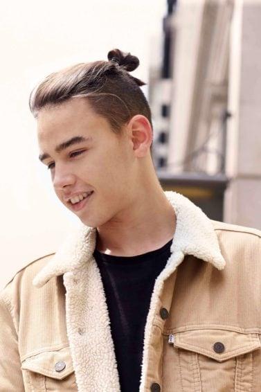 Man Bun | Trendy Man Bun Hairstyle Ideas
