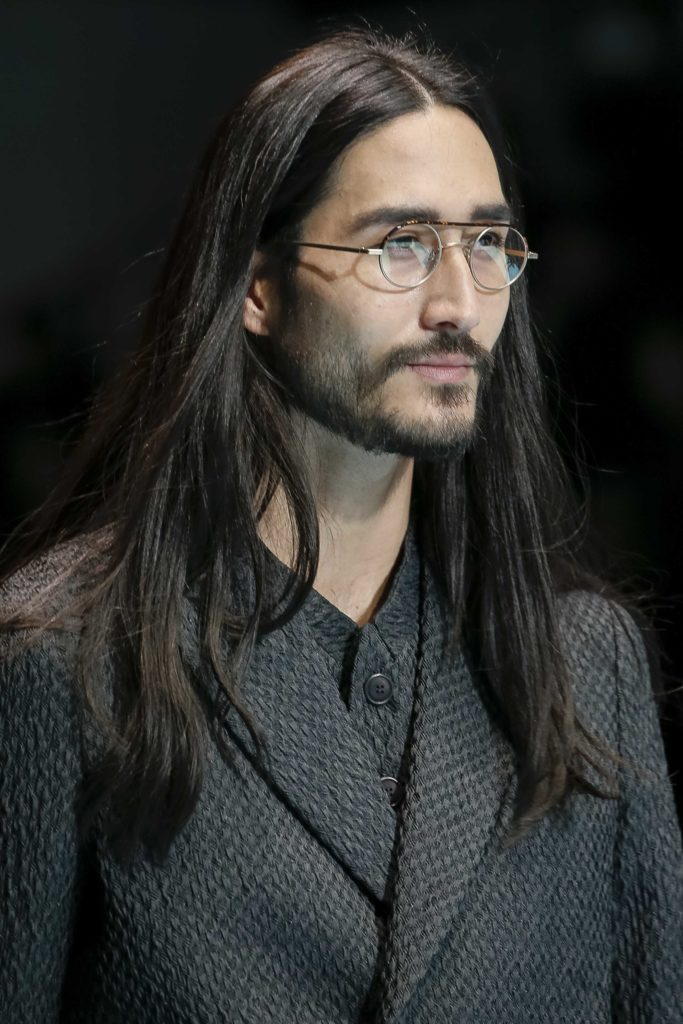 cool hairstyles long hair mens