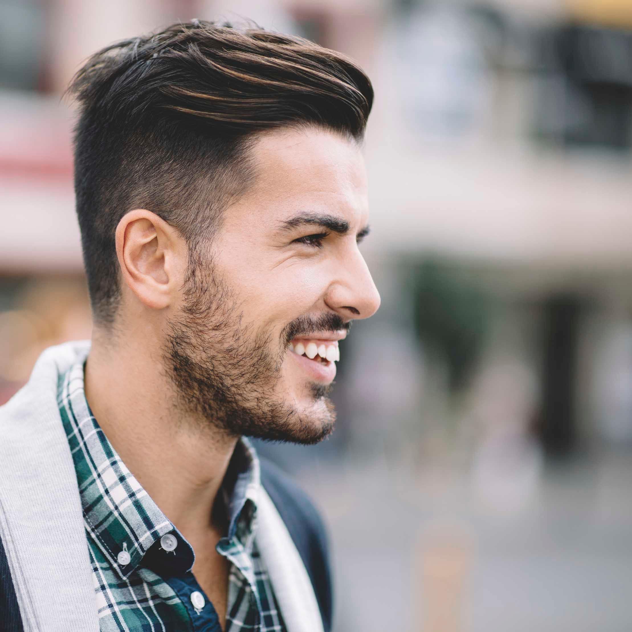 taper haircut for the modern man