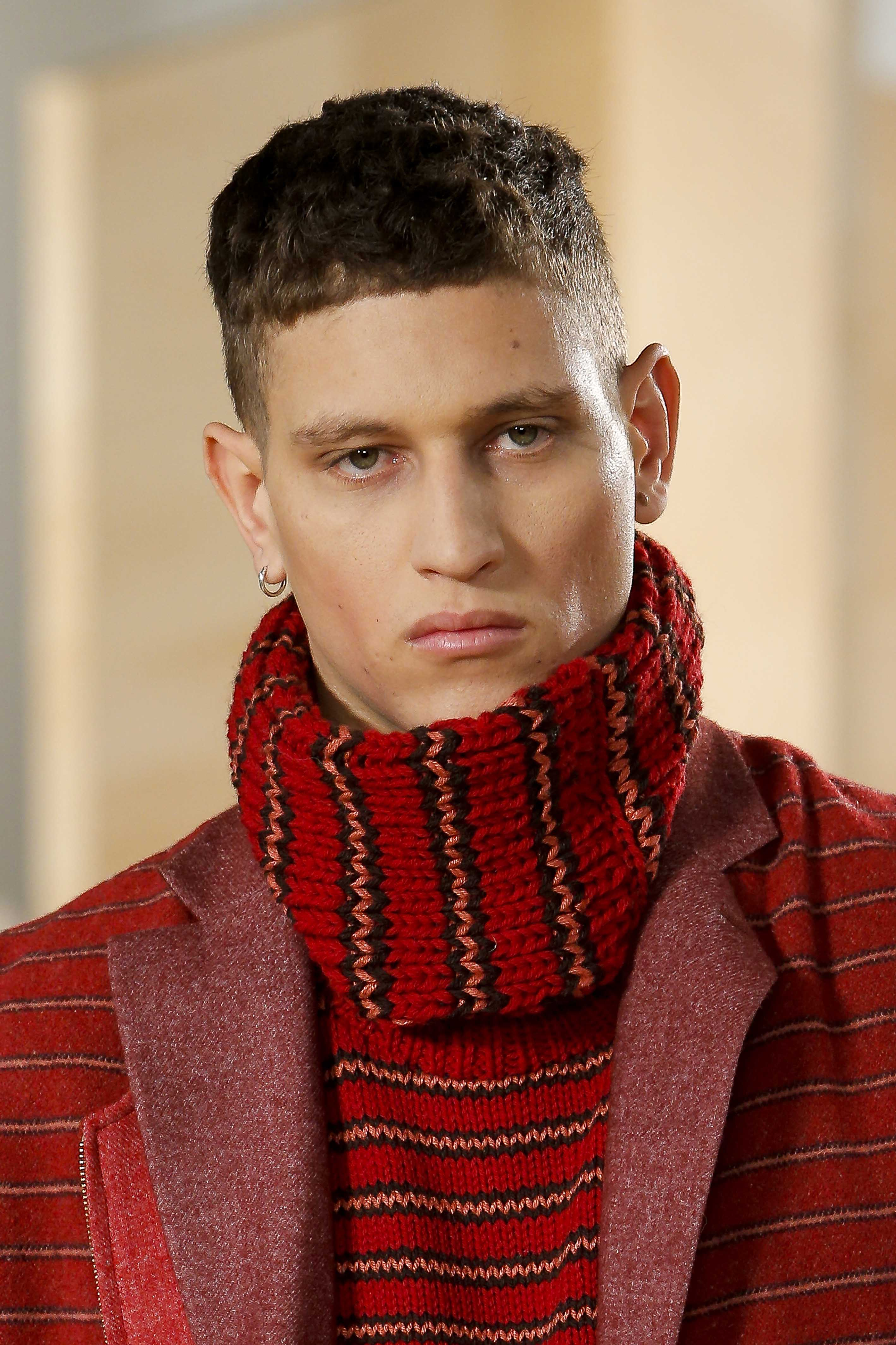 cool hairstyles for balding men caesar
