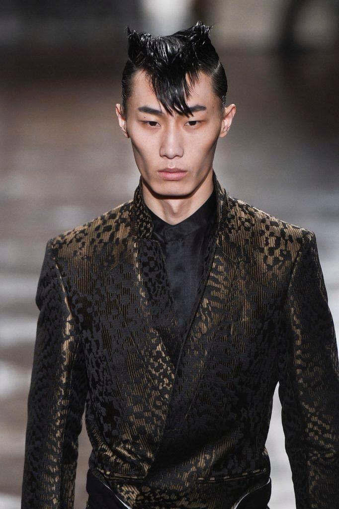 modern hairstyles pompadour