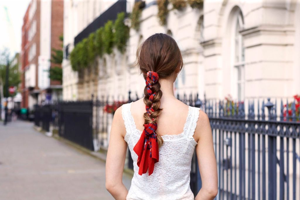 summer hair accessories ribbons