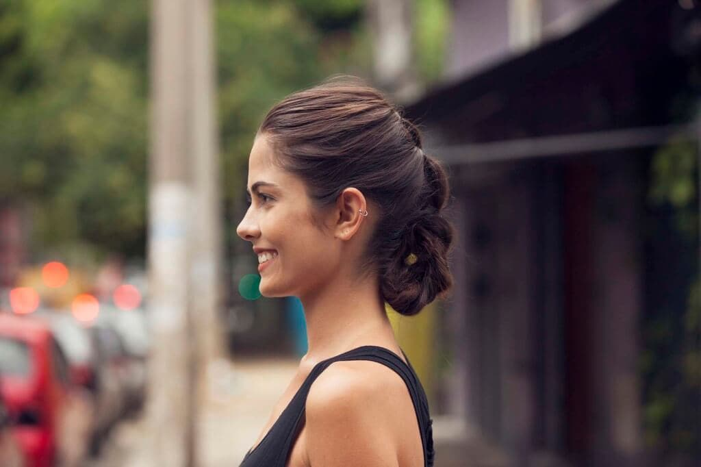 cool summer hairstyles french twist