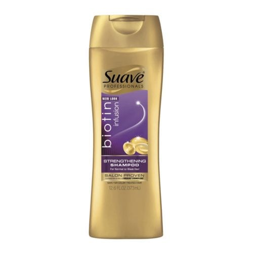 Suave Professionals® Biotin Infusion Strengthening Shampoo