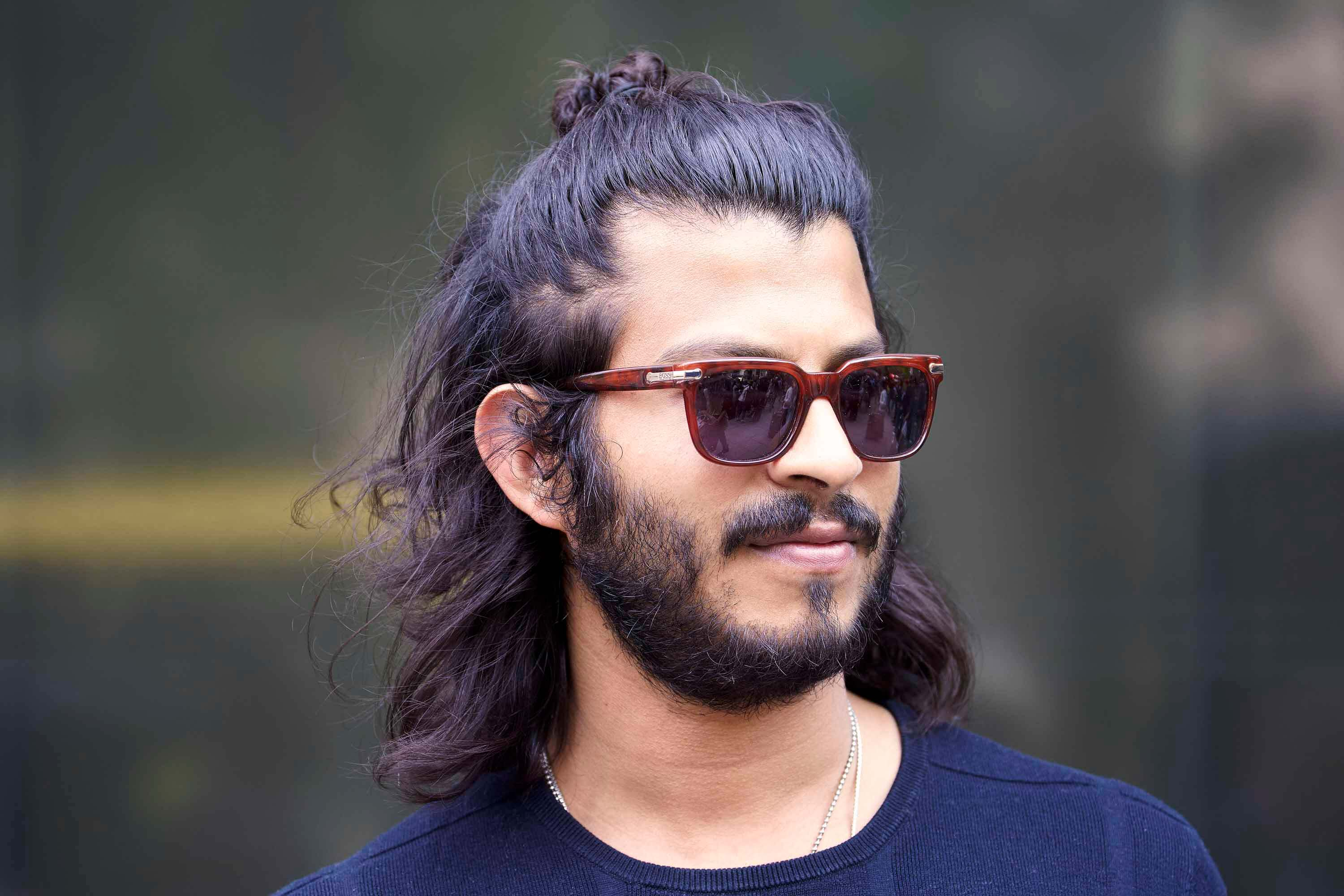 17 Best Man Bun And Beard Combos We Re Kinda Obsessed With