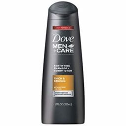 dove men thick shampoo and conditioner