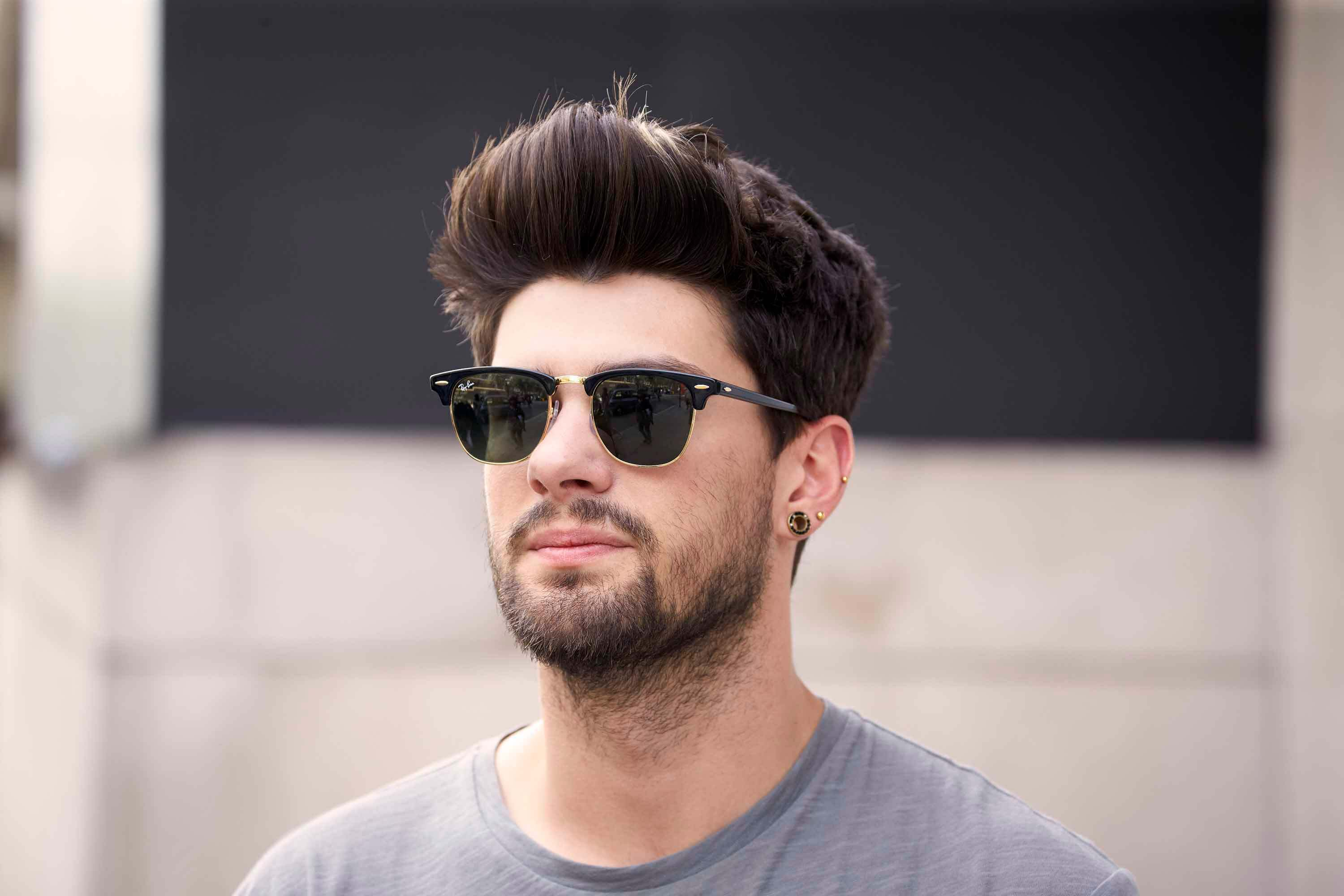 Haircuts for Thick Hair: 5 Styles for Men | All Things Hair US