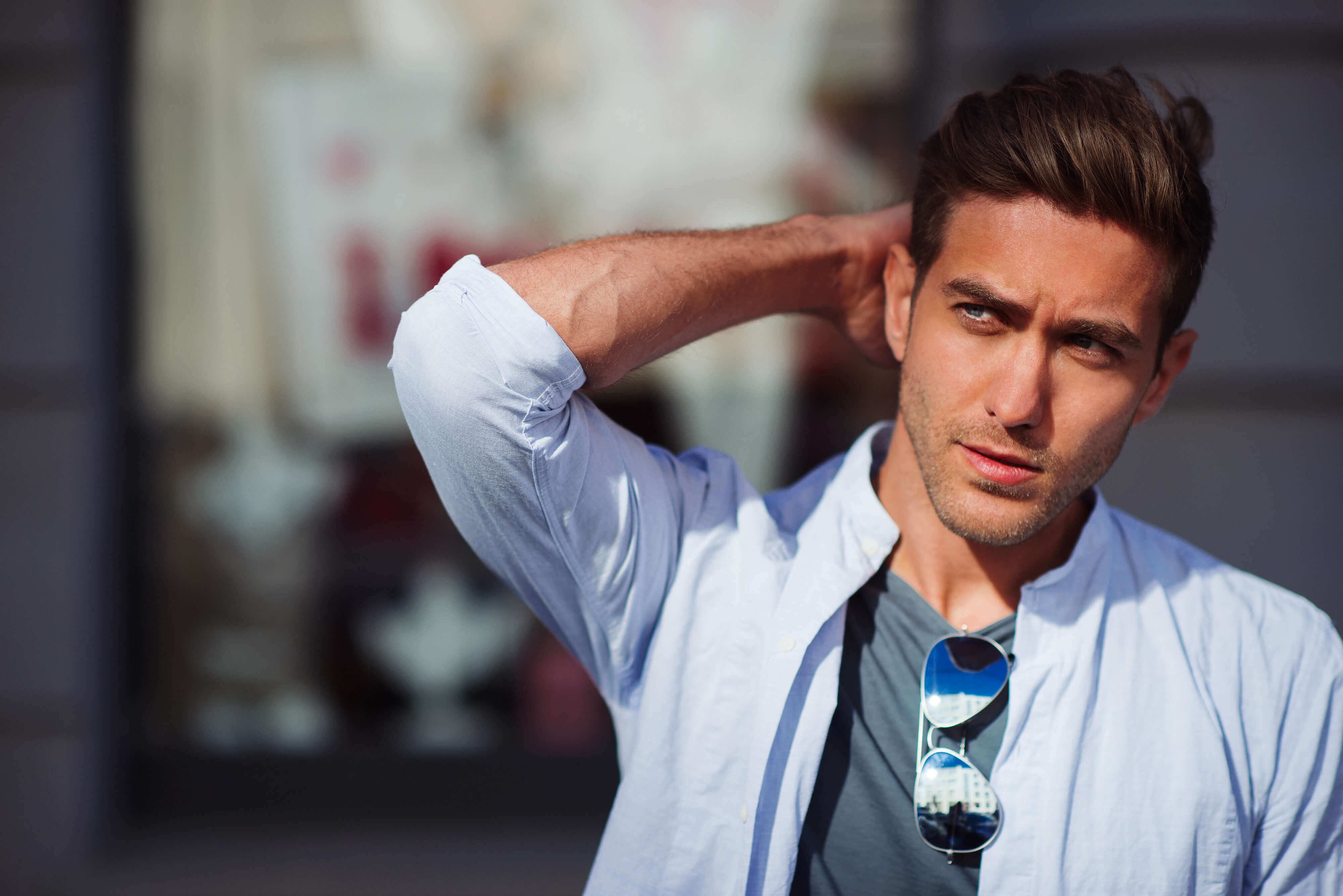 best hair products for men dandruff