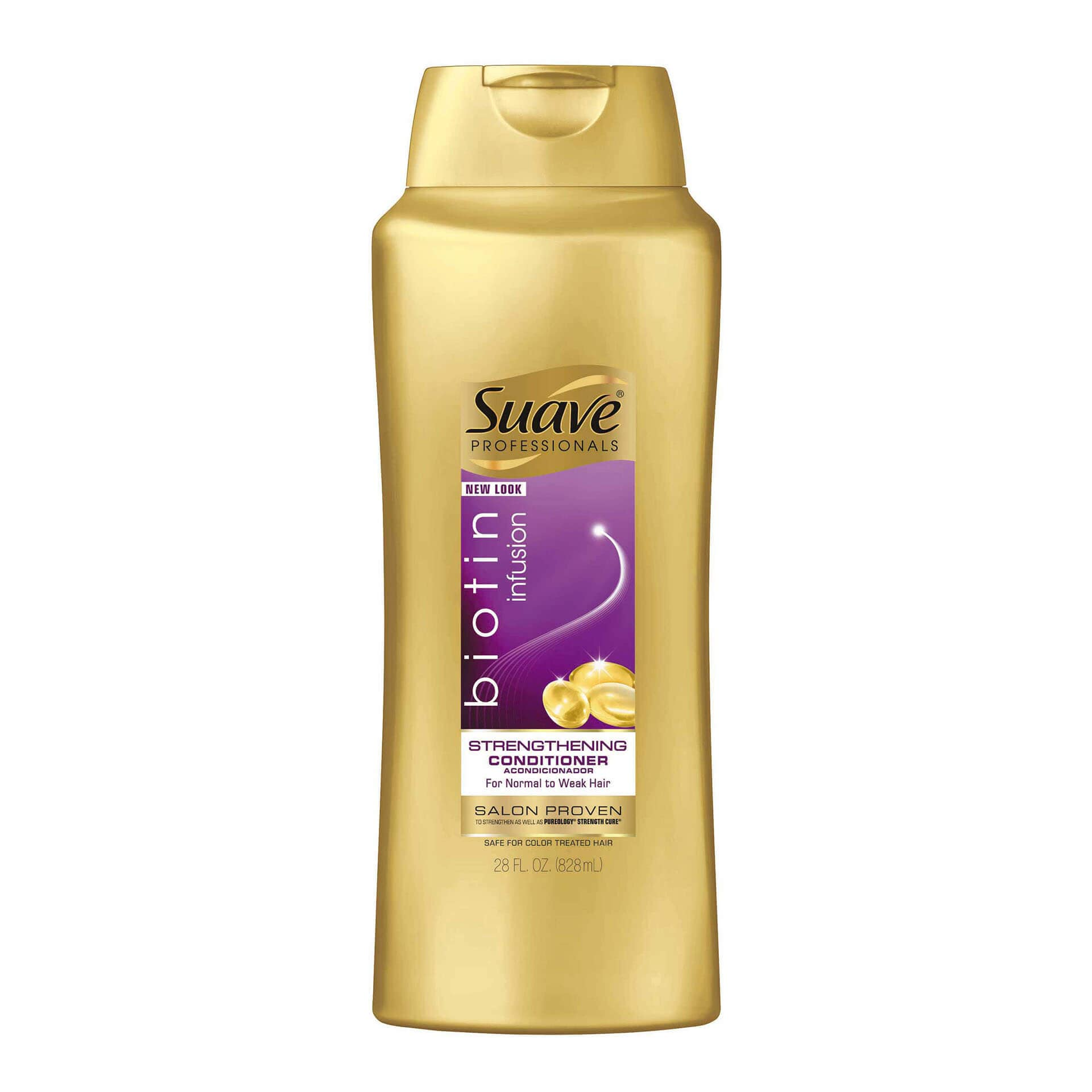 SUAVE BIOTIN INFUSION STRENGTHENING CONDITIONER