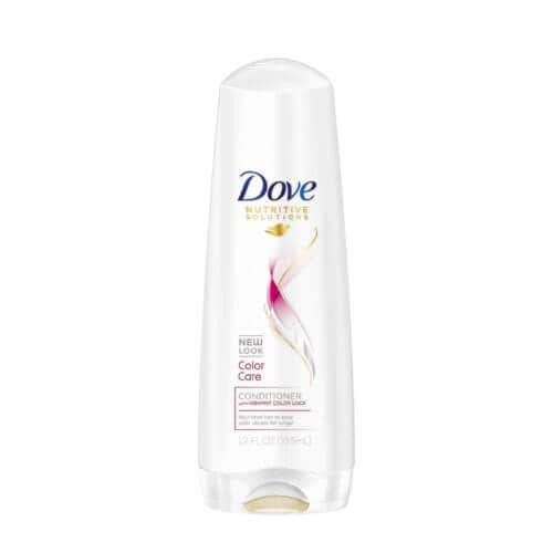 dove new look color care conditioner front view
