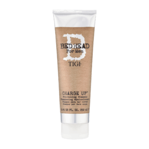 BED HEAD FOR MEN BY TIGI CHARGE UP THICKENING SHAMPOO