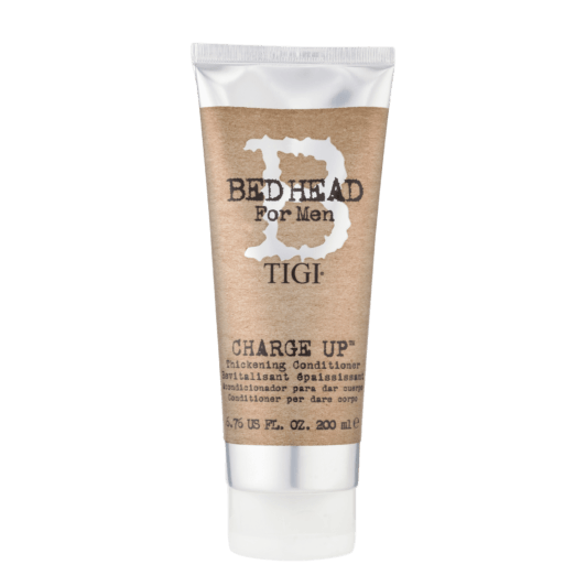 BED HEAD FOR MEN BY TIGI CHARGE UP THICKENING CONDITIONER