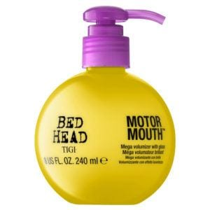 Bed Head by TIGI Motor Mouth Mega Volumizer with Gloss