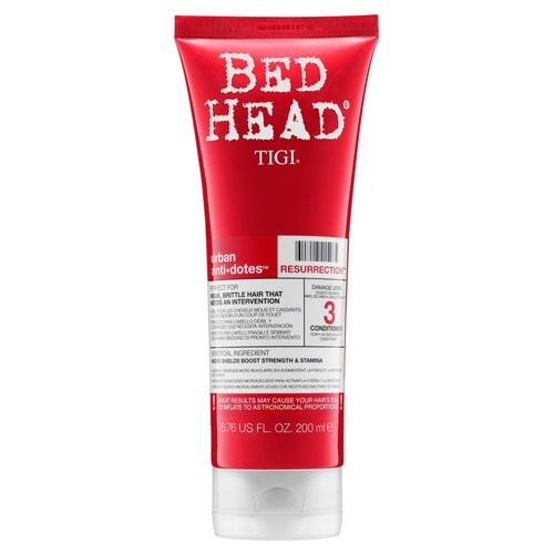 bed head by tigi resurrection conditioner