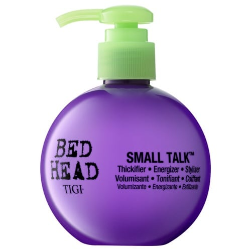 bed head tigi small talk