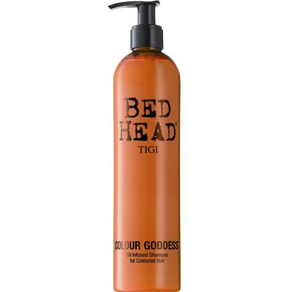 BED HEAD BY TIGI COLOUR GODDESS OIL INFUSED SHAMPOO
