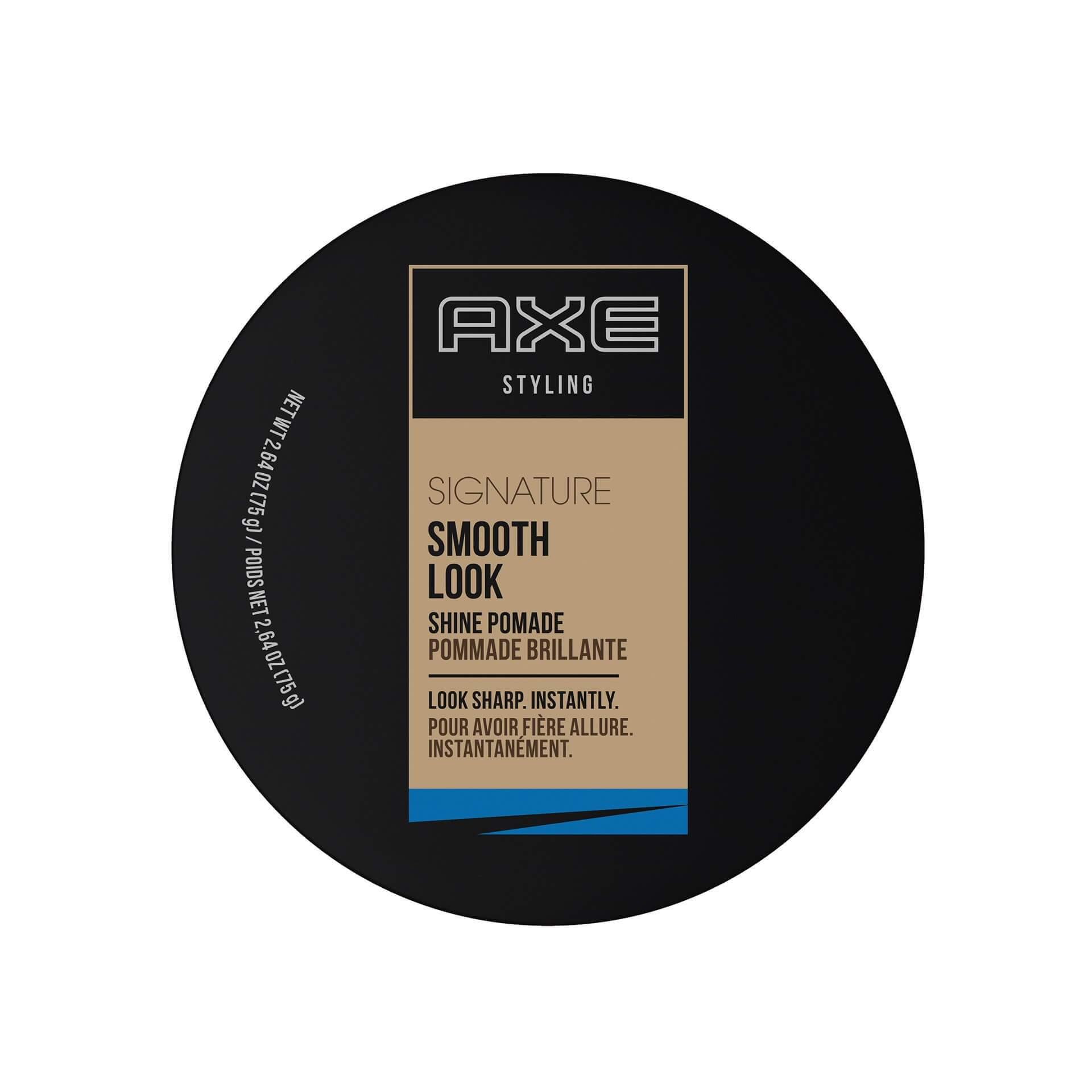 AXE SMOOTH LOOK: SHINE POMADE