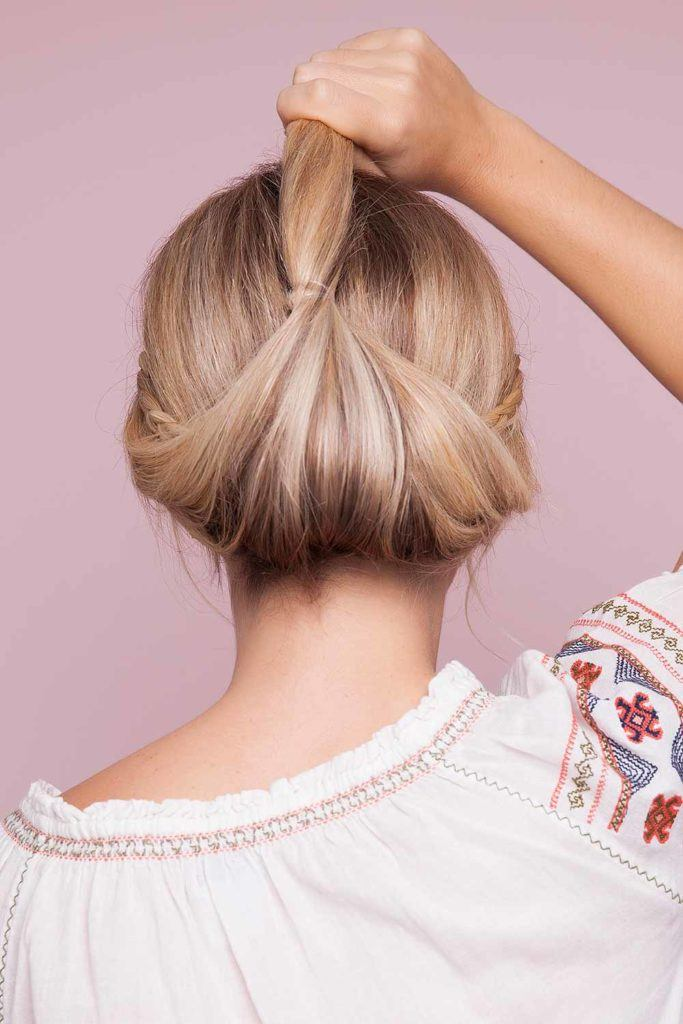 Low Bun Small Crown