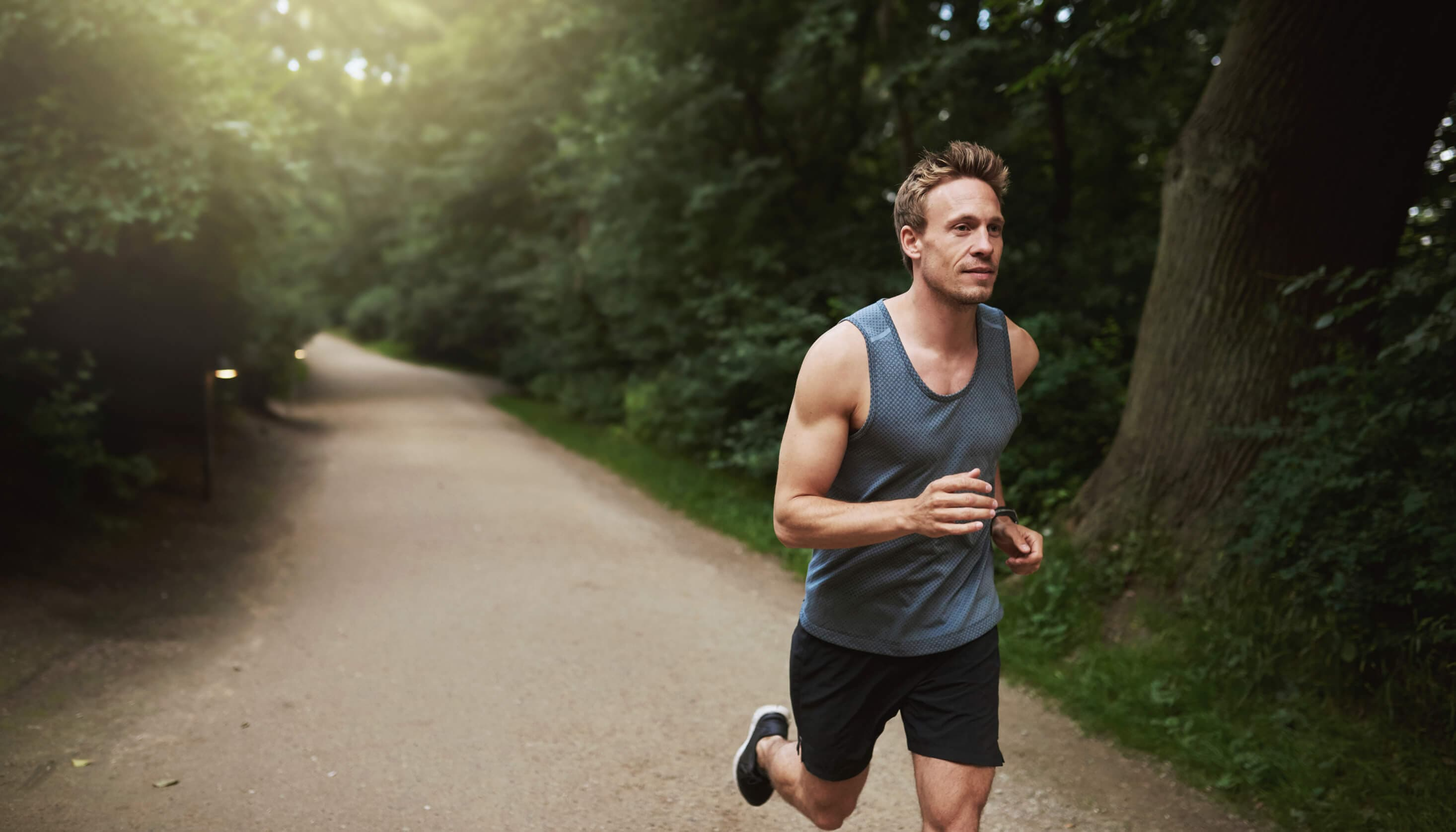 Gym Hairstyles for running