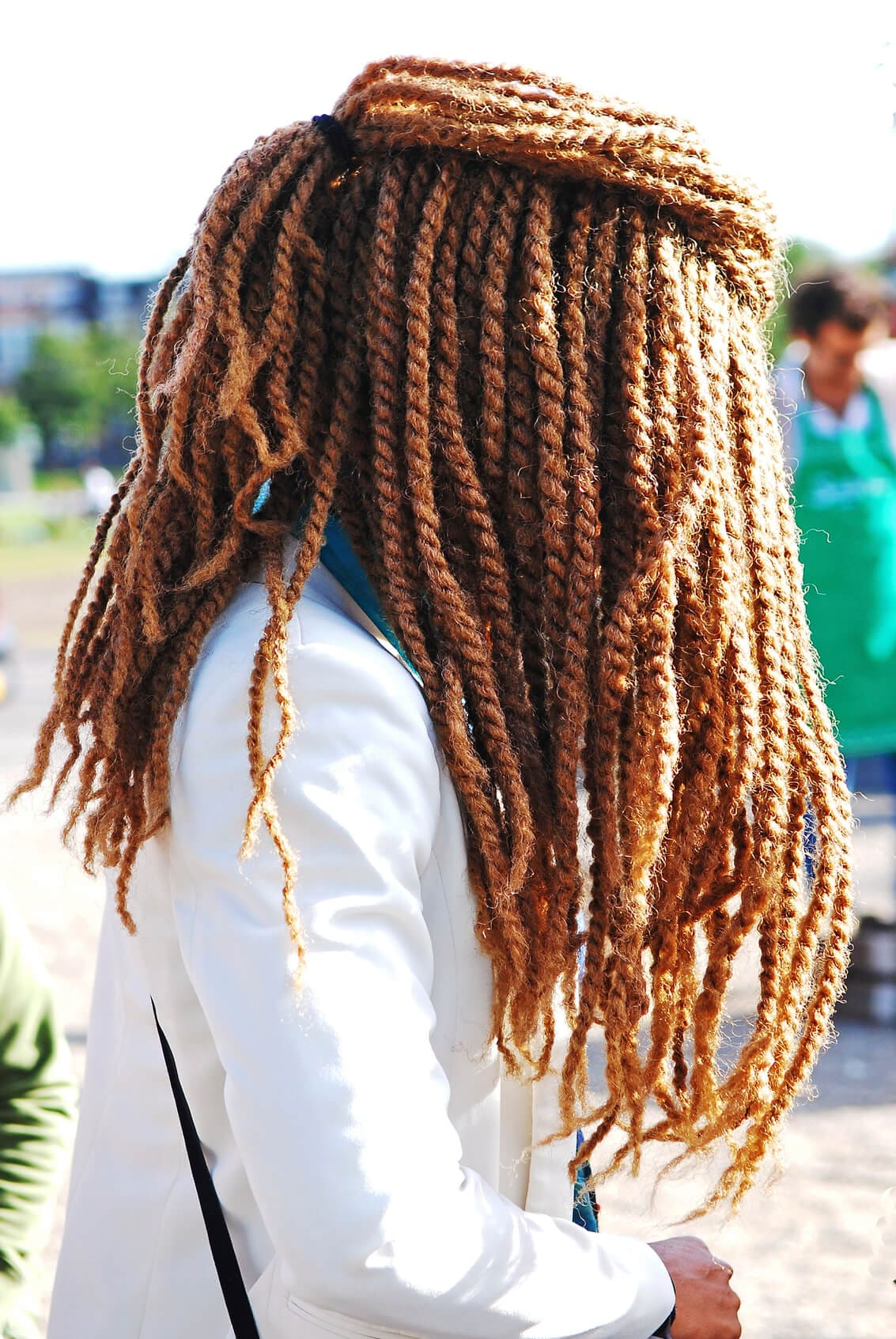 havana twist brown rasta ropes