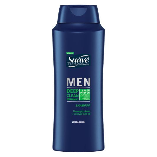 SUAVE MEN DEEP CLEAN MINT REFRESH ANTI-DANDRUFF SHAMPOO