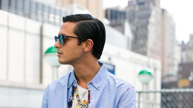 vintage hairstyles for men comb over