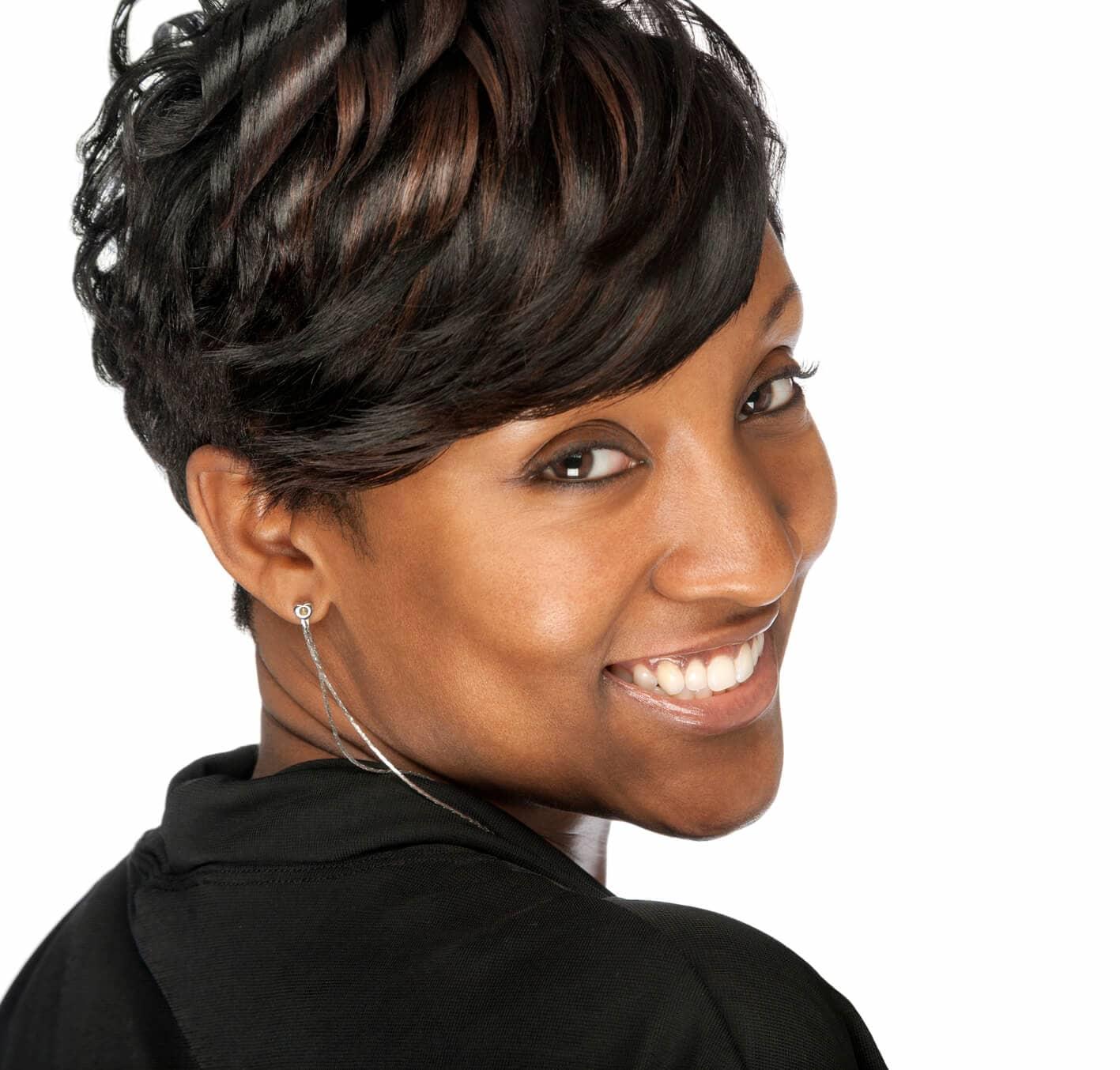 Easy Styles For Short Natural Hair Short Black Hair Ath Us