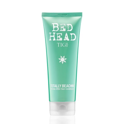 bed head by tigi totally beaching hair conditioner front view