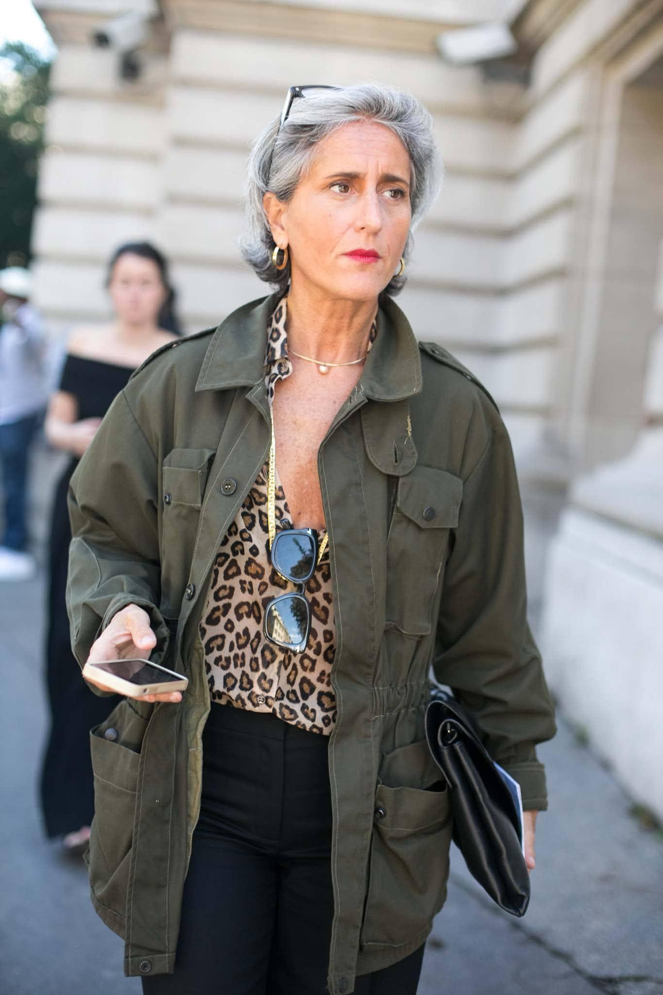 Senior Style Trendsetting Hairstyles For Older Women