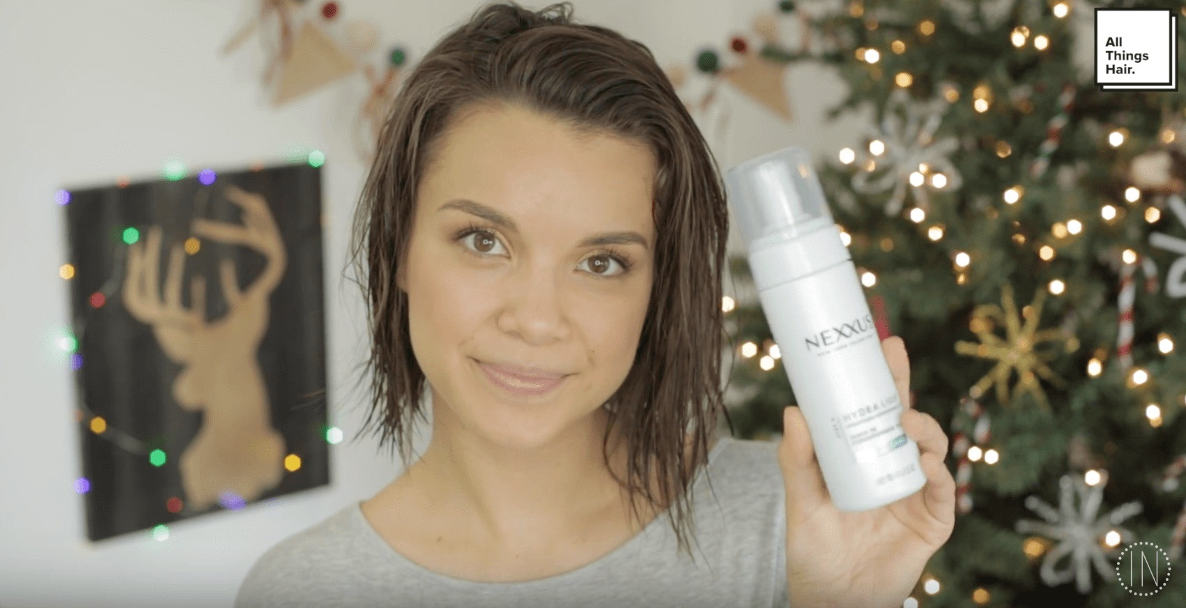 holiday halo braids leave in conditioner